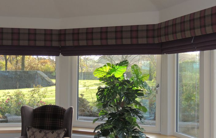Blinds and Accessories for Lounge Extension