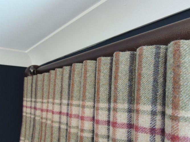 Handmade curtains Aberdeenshire