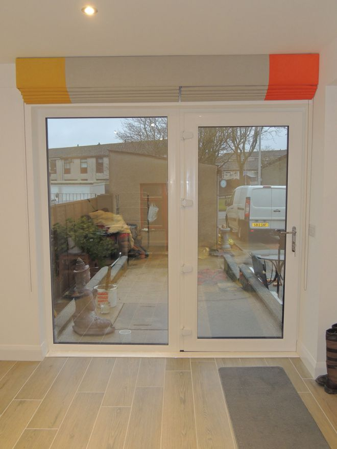 Handmade Blinds for Patio Doors
