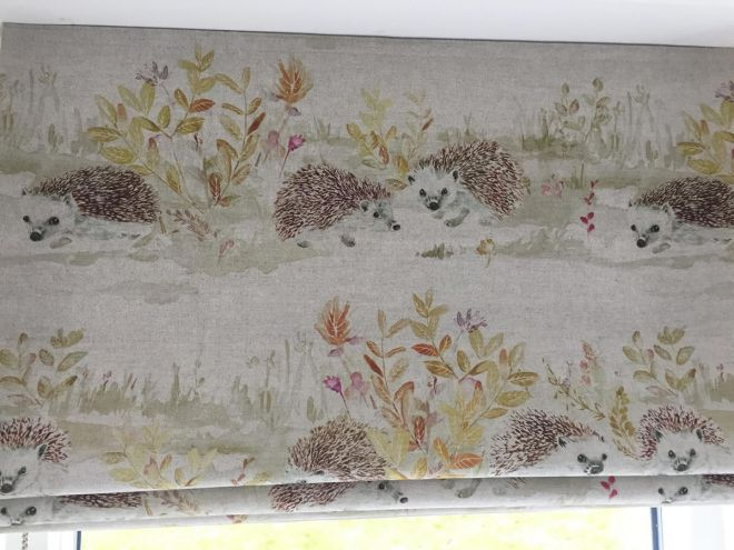 Animal Patterned Blinds